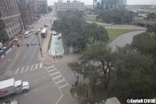 Sixth Floor Museum Dallas Kennedy Assassination Oswald Window Library View