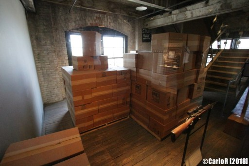 Sixth Floor Museum Dallas Kennedy Assassination Oswald Rifle Location