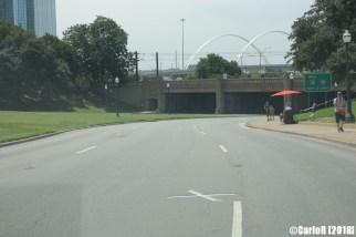Kennedy Assassination Location Elm Street Car View