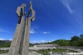BarutanaMontenegroTitoYugoslaviaCommunistMonument