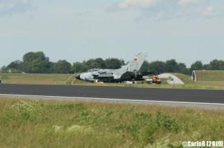 Jagel Spotterday 2019 Tornado ECR 46+49 Luftwaffe