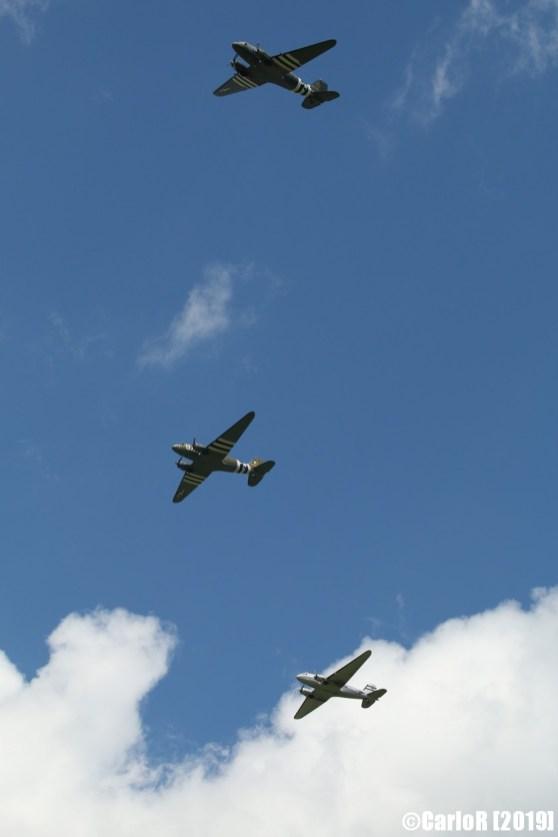 Jagel Spotterday 2019 70th Anniversary Berlin Airlift Douglas C-47 DC-3