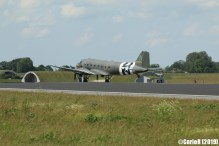 Jagel Spotterday 2019 70th Anniversary Berlin Airlift Douglas C-47A USAAF 224064 N74589