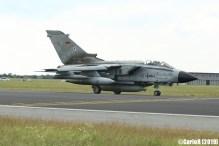 Jagel Spotterday 2019 Tornado ECR 46+44 Luftwaffe