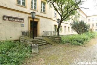 German Communist School Academy Bogensee Wandlitz FDJ Jugendhochschule Jugendleiterschule DDR Honecker Henselmann