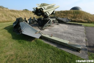 Cold War Museum Stevnsfort Denmark - Cannons, Bunker and Operations Center