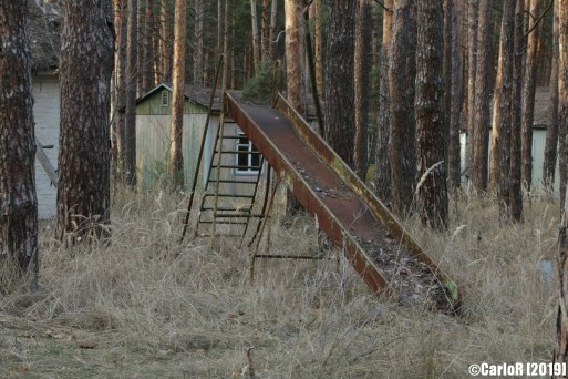 Abandoned Ghost Summer Camp Cold War Chernobyl Nuclear Power Plant Exclusion Zone Pripyat