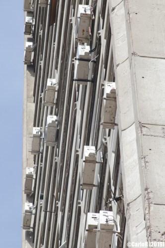 Genex Tower Communist Skyscraper Belgrade Serbia