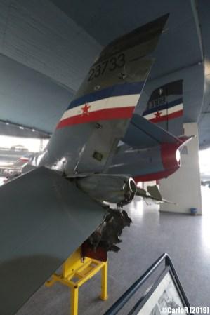 Aeronautical Museum Belgrade Serbia Aviation