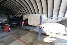 Tokol Budapest Abandoned Soviet Base Aircraft Shelter Hungary Cold War