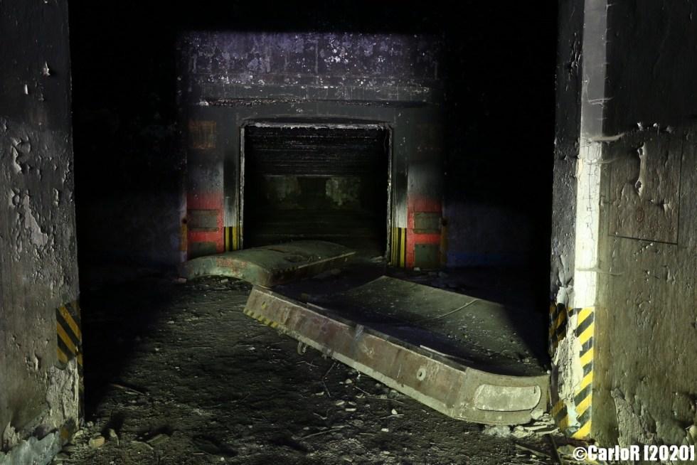 Kunmadras Abandoned Soviet Airbase Nuclear Atomic Warhead Bunker Bazalt Hungary Cold War