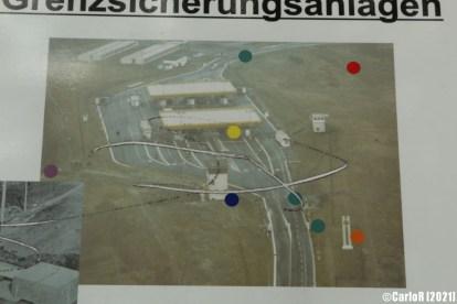 Eussenhausen German Inner Border Innerdeutsche Grenze