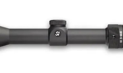 Sightron SI Hunter Series Riflescope 3-9×40 HHR Reticle Code 31004
