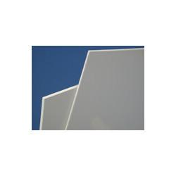 Plaque Pvc Blanc Rigide D Epaisseur 1 A 3 Mm Sigma Signaletique