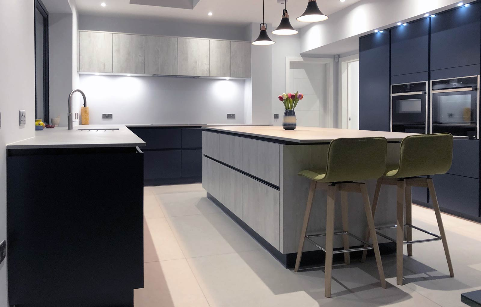 4 ideas for the perfect handleless kitchen design find on beautiful kitchen pictures ideas houzz id=92991