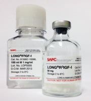 LONG® R3 IGF-I solution human recombinant, expressed in E. coli, liquid