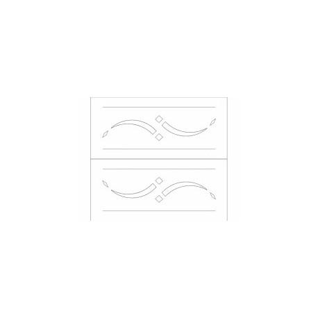 fichier DXF CNC SVG pour plasma, laser, CNC, Cricut SVG N° 26