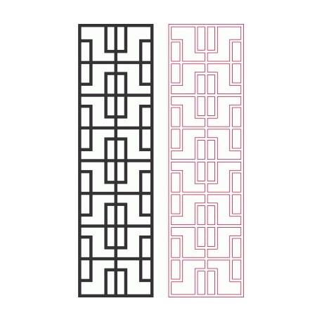 fichier DXF CNC SVG pour plasma, laser, CNC, Cricut SVG N° 23