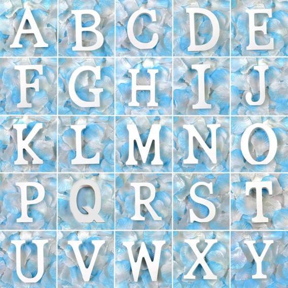 3D lettres en bois letras decorativas personnalisé nom Design Art artisanat bois décoration letras de madera houten lettres 2