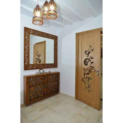 Miroir murale décorative