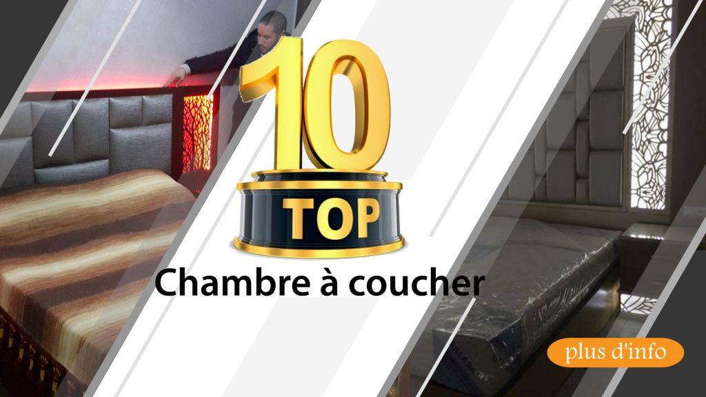 top 10 Chambre à coucher
