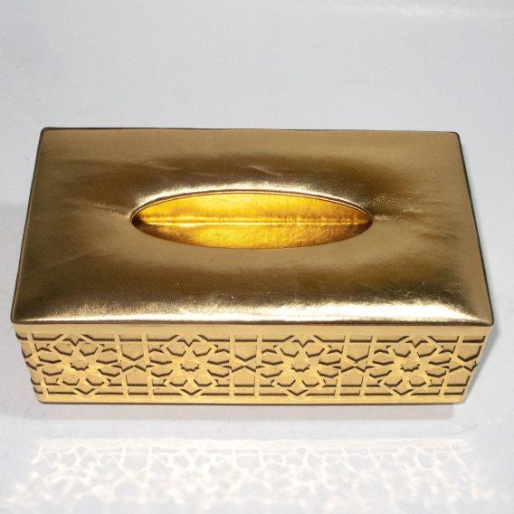 Boite de bijoux Doré.