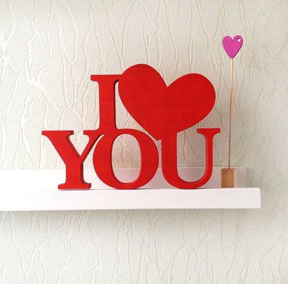 i love you Idée cadeau