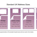 Uk Mattress Sizes Sigmafoam Co Uk
