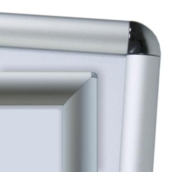snap frames every type of aluminium