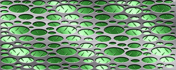 Punch Metal Backgrounds