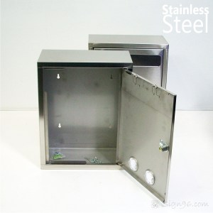 MLB-311 Stainless Steel Mailbox SS Suggestion Box 04