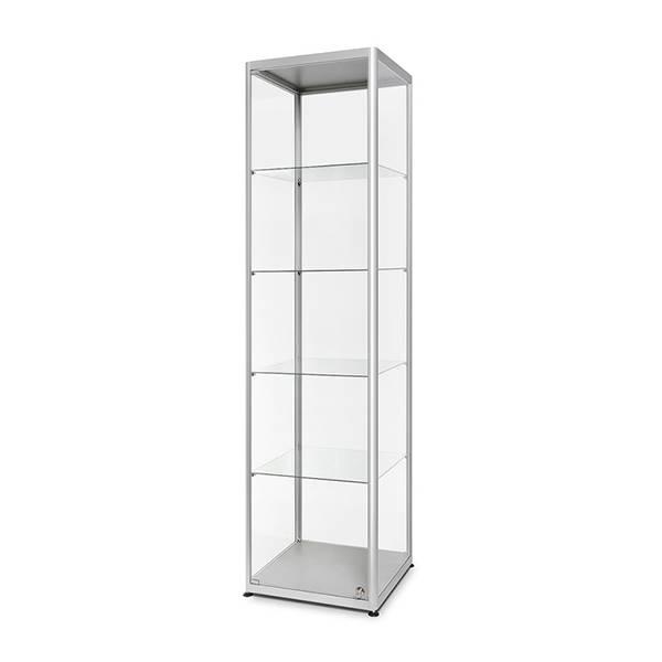 vitrine verre largeur 500 mm