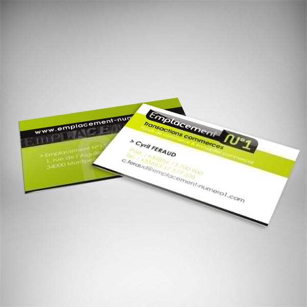 carte de correspondance 10 x 21 cm papier couche 250g impression recto verso a partir de 50 unites