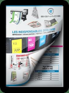 Catalogue imprimerie signacis