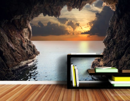 ShineHome-Large-Custom-Wallpapers-3d-Living-Room-Sea-Cave-Sunset-Abstract-Landscape-Office-Home-Bedroom-Mural