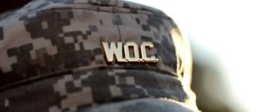 WOC Rank on Hat