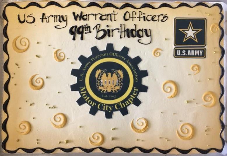 Warrant 99th Birthday