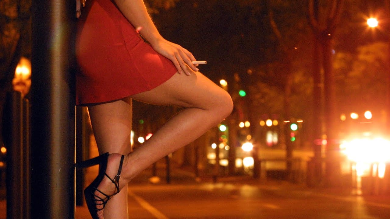 where is prostitution legal Australia