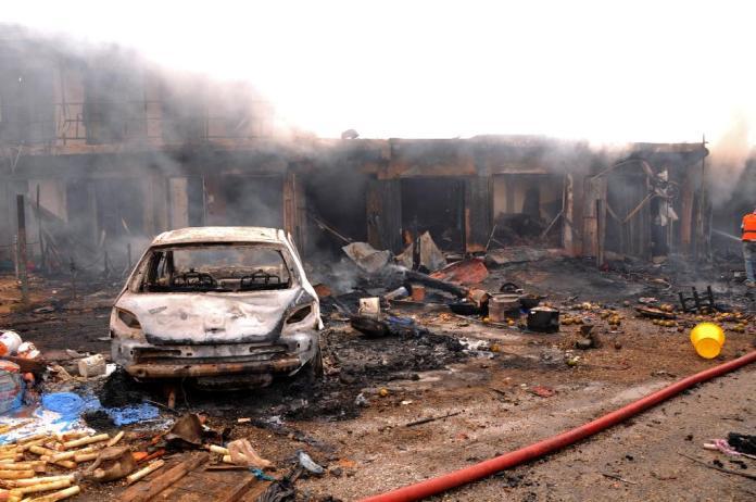 Image result for bomb madagali adamawa