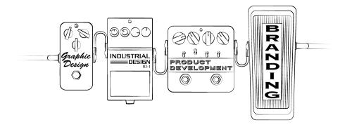 INDUSTRIAL DESIGN | GRAPHIC DESIGN | PRODUCT DEVELOPMENT | BRANDING