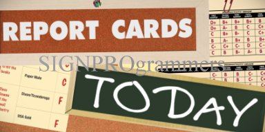 06-010 REPORT CARDS 192×384 30