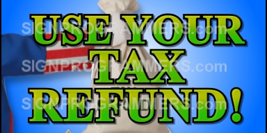 03-058 TAX REFUND
