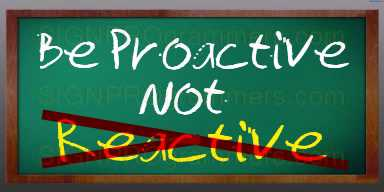 08-009 BE PROACTIVE 192x384R