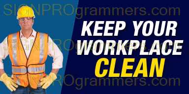 08-014 CLEAN WORKPLACE_192x384