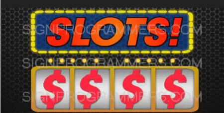 SLOTS video animation 20-0021WM