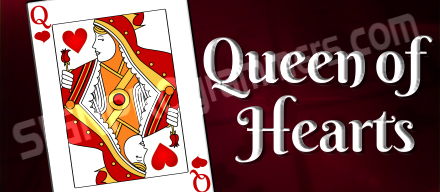 Queen of Hearts animation