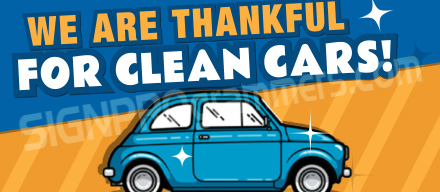 01_CW019 Thankful Clean Cars_192x440W_A