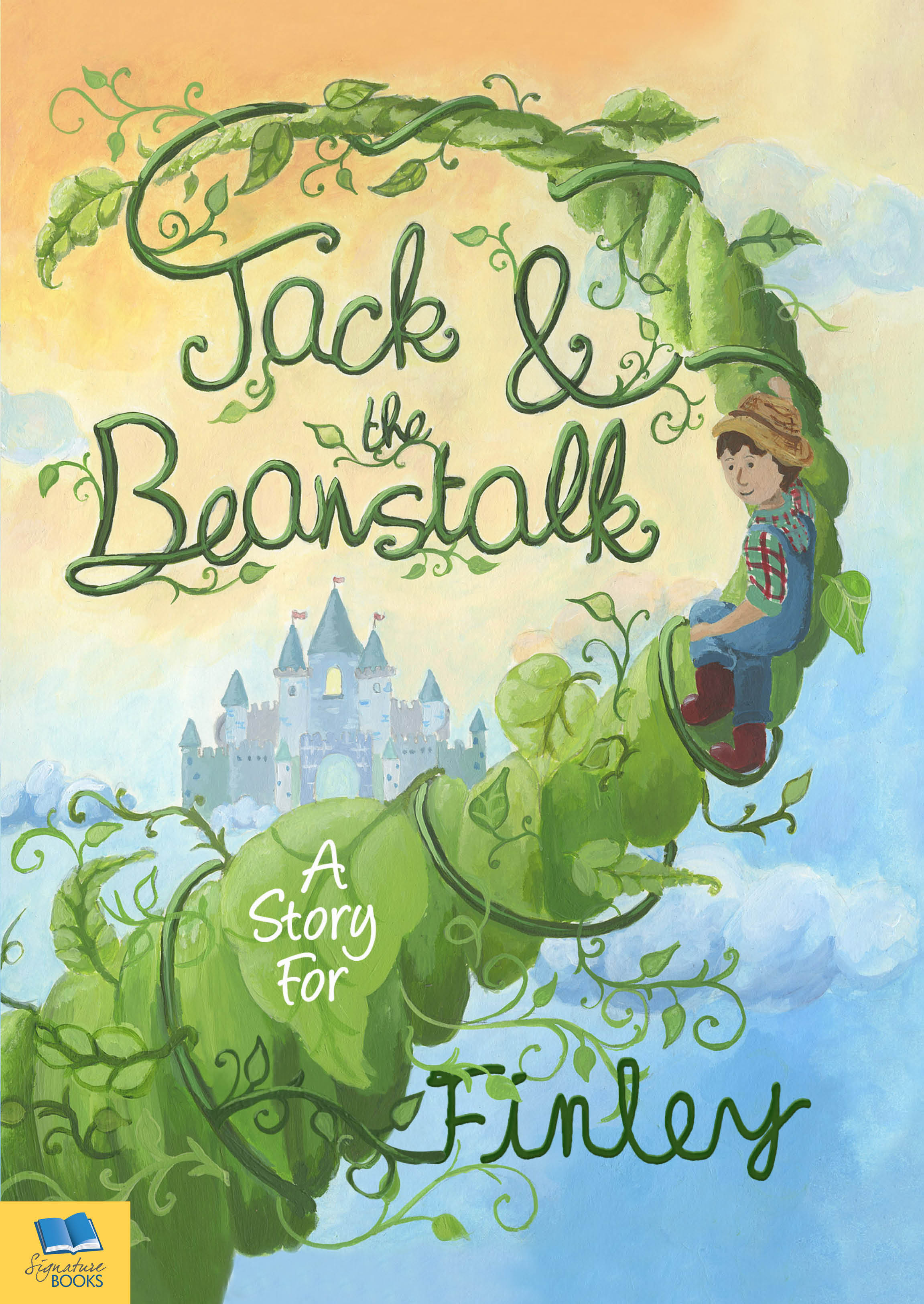 Jack And The Beanstalk Writing Frame