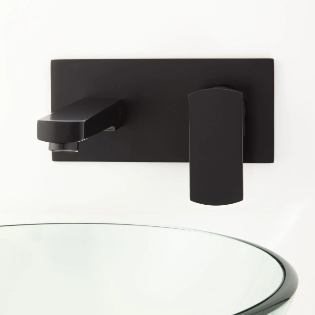 Bathroom Temperature Control Faucet
