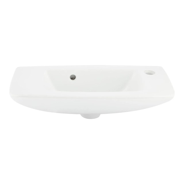 Belvidere Porcelain Wall Mount Bathroom Sink Bathroom